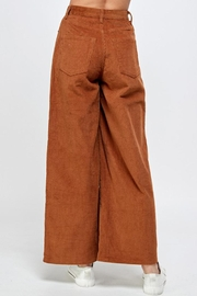 Signature 8 Corduroy Wide-Leg Pants - Other