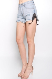 Signature 8 Denim Shorts - Product Mini Image