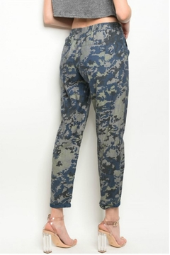 Signature 8 Drawstring Camo Pant - Alternate List Image