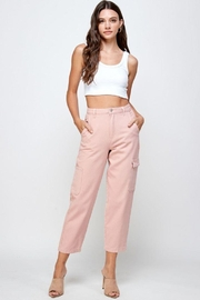 Signature 8 High Rise Coluttes Cargo Pants - Product Mini Image