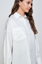 Signature 8 Oversized Button Up Shirt - Other