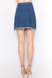 Signature 8 Side Stripe Skirt - Side cropped