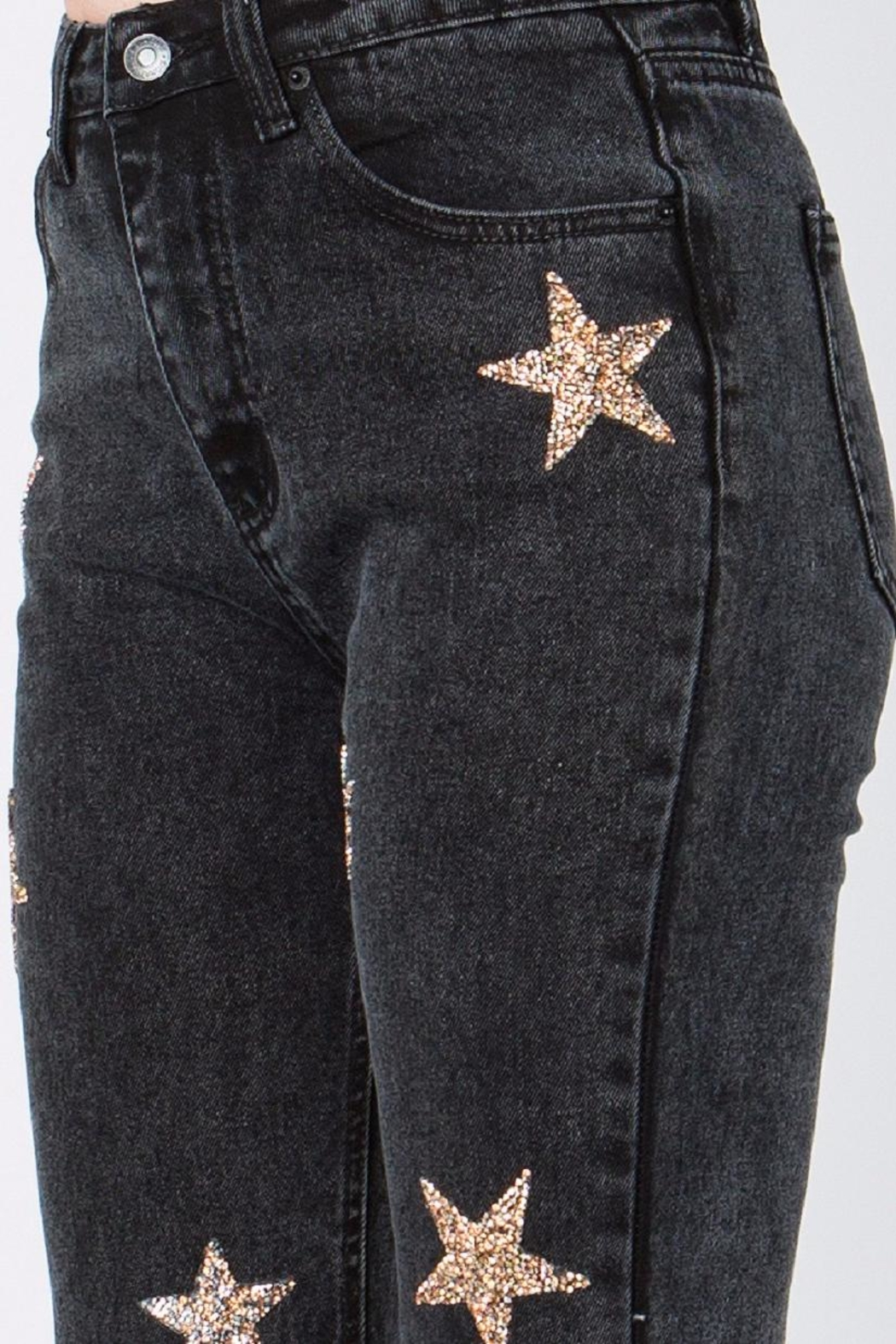 Signature 8 Star Patch Denim - Front Full Image