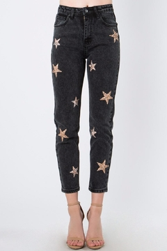 Signature 8 Star Patch Denim - Product List Image
