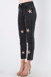 Signature 8 Star Patch Denim - Back cropped