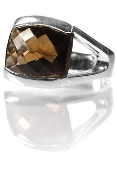 Shoptiques Product: Amalfi Open Sided Cocktail Ring