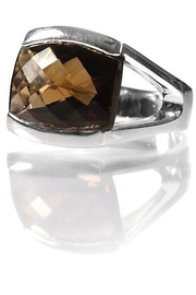 Sikara & Co. Amalfi Open Sided Cocktail Ring - Product Mini Image