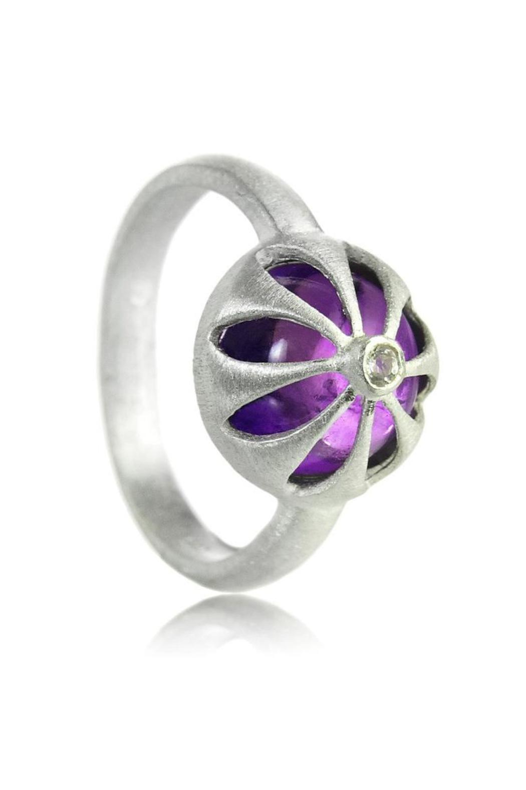 Sikara & Co. Arabesque Flower Ring - Main Image