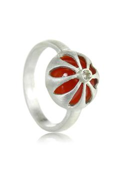 Shoptiques Product: Arabesque Flower Ring