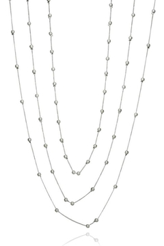 Sikara & Co. Milano Fino Beaded Necklace - Product List Image