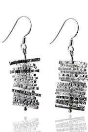 Sikara & Co. Nirvana Turning Twig Earrings - Product Mini Image
