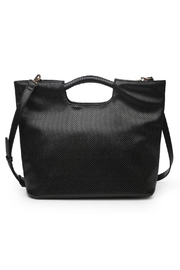 Urban Expressions Silas Vegan Leather Handbag - Front cropped