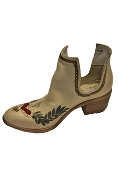 Silent D Rose Embroidered Bootie - Product List Image