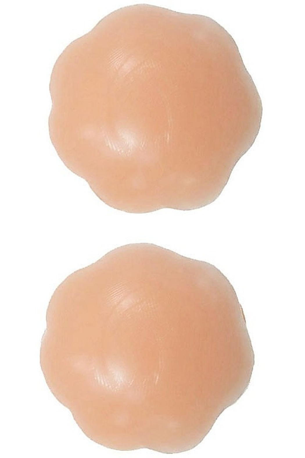 Anemone Silicone Breast Petal - Front Full Image