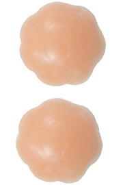 Anemone Silicone Breast Petal - Front full body
