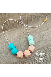 Quinn & Lane Silicone Teething Necklace - Product Mini Image