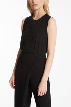 Max Mara Silk Black Top - Product List Image