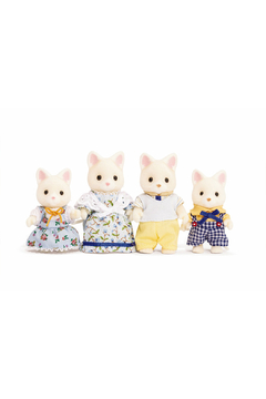 Calico Critters Silk Cat Family - Product List Image