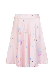 Sophie Cameron Davies Silk Floral Skirt - Front full body
