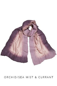 Christa Louise Silk Frame Scarf Wrap - Product List Image