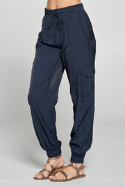 Pinch SILK JOGGERS - Front full body