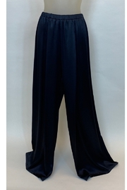 MATZUCCI  COLLECTION SILK PALAZZO PANT - Product Mini Image