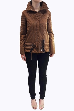 Shoptiques Product: Silk Puffer Jacket