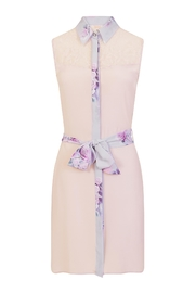 Sophie Cameron Davies Silk Shirt Dress - Product Mini Image