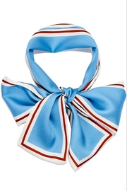 Girly Silk Skinny Hair Scarf - Product Mini Image