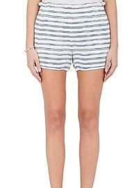 ALC Silk Striped Gym Short - Product Mini Image