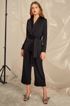C/MEO COLLECTIVE Silk Suit Pant - Alternate List Image