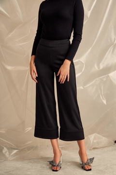 C/MEO COLLECTIVE Silk Suit Pant - Product List Image