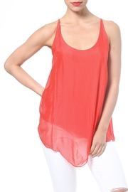 Madonna & Co Silk Tank - Front cropped