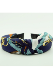 arthur jane claire  Silk Top Knot Headband - Product Mini Image