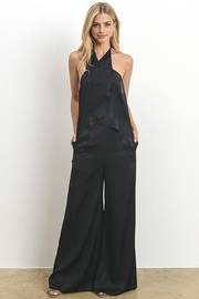 Hommage Silk Wide leg Pants - Product Mini Image