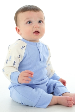 Shoptiques Product: Organic Forest Baby Romper