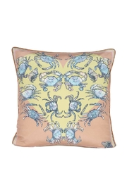 Silken Favours Kaleidoscopic Crustaceans Pillow - Product Mini Image