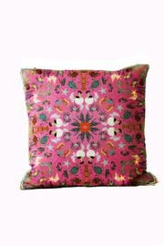 Silken Favours Ocean Pink Pillow - Product Mini Image