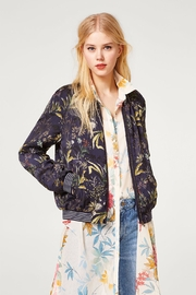 Esprit Silky Bomber Jacket - Product Mini Image