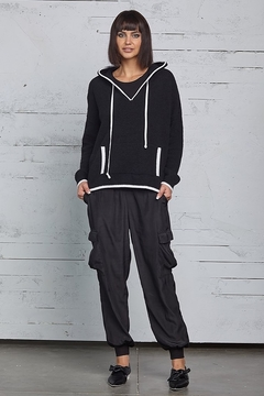 Shoptiques Product: Silky Cargo Joggers