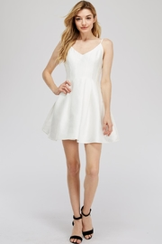 Do & Be Silky Fit&Flare Dress - Front cropped