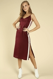 Wild Honey Silky Jersey Dress - Product Mini Image