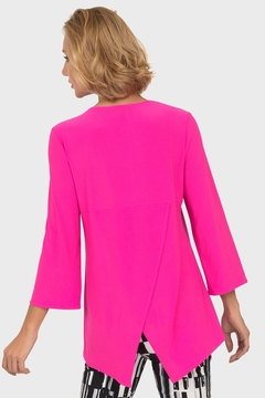 Joseph Ribkoff  Silky knit Relaxed fit tunic - Alternate List Image
