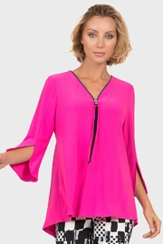 Joseph Ribkoff  Silky knit Relaxed fit tunic - Product Mini Image