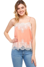 storia Silky Lace Cami - Product Mini Image