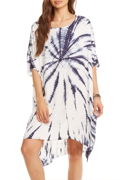 Chaser Silky Tie-Dye Shirtdress - Product List Image