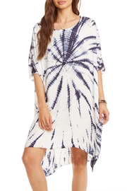 Chaser Silky Tie-Dye Shirtdress - Product Mini Image