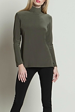 Shoptiques Product: Silky Turtleneck Top