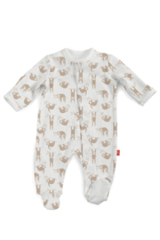 Magnetic Me Silly Sloth Footie - Product Mini Image