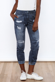 Silva Digital Denim Jogger - Product Mini Image